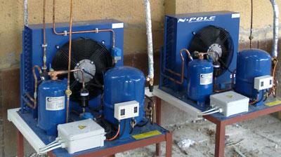 Хладилни агрегати Стара Загора