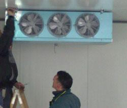 Монтаж на хладилна камера Стара Загора